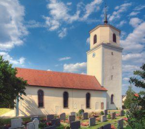 Kirche Ettenstatt